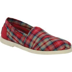 Women's Lamo Coast Red/Blue Plaid