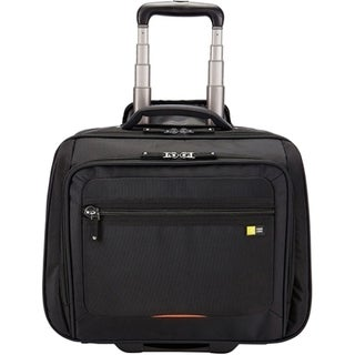 "Case Logic ZLR-216 Carrying Case (Roller) for 16"" Notebook - Black"