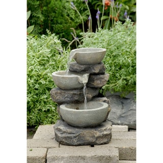 Muti Bowls Tabletop Water Fountain