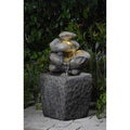Rock LED Light Outdoor/ Indoor Water Fountain