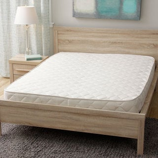 Versailles All-natural Organic Latex 9-inch Twin-size Mattress