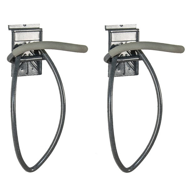 GlideRite Slatwall Bike Hooks (Set of 2)