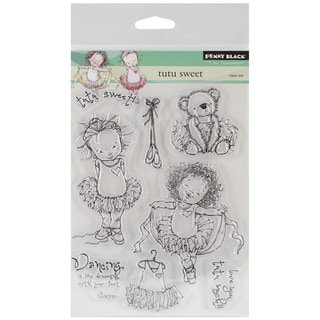 Penny Black Clear Stamps 5 x 6.5 Sheet-Tutu Sweet