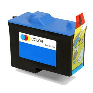 Dell X0504 / 7Y745 (Series 2) Color Compatible Inkjet Cartridge