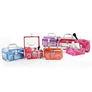 Summer Bliss 3-piece Beauty Case Set by Jacki Design