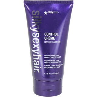 Silky Sexy Hair 5.1-ounce Control Creme for Thick/Coarse Hair