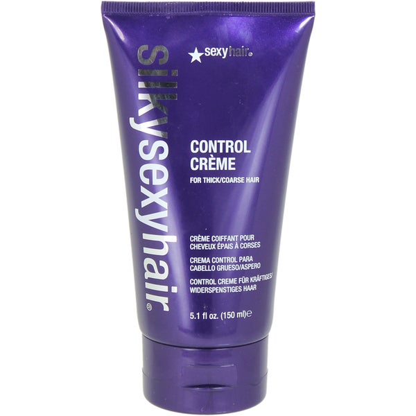 Silky Sexy Hair 5.1ounce Control Creme for Thick/Coarse