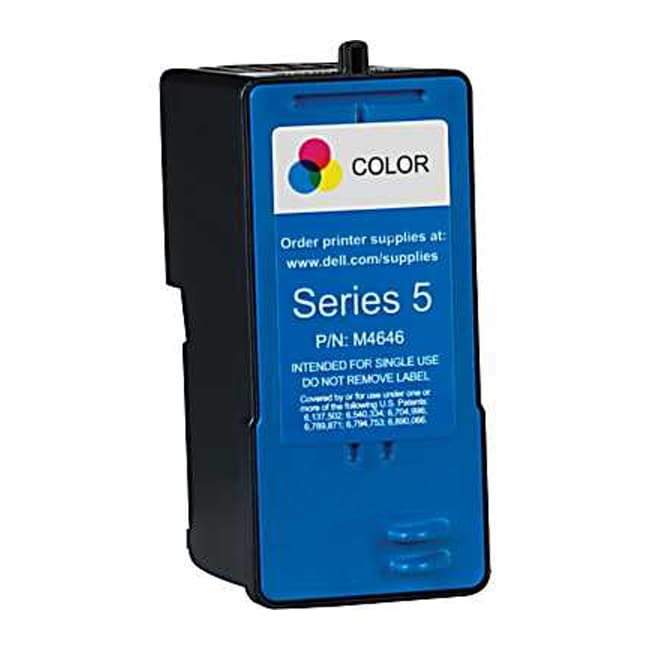 Dell M4646 (Series 5) Color High Yield Compatible Inkjet Cartridge