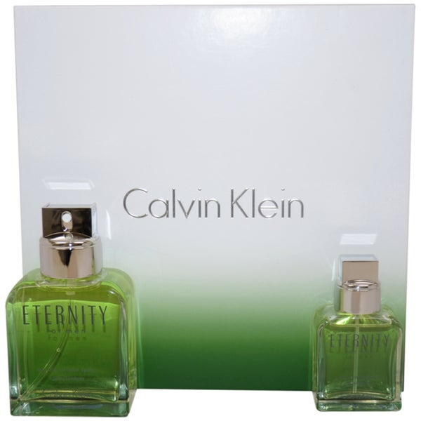 Calvin Klein Eternity Men's 2-piece Gift Set