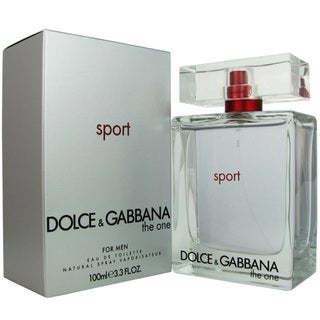 Dolce & Gabbana 'The One Sport' Men's 3.3-ounce Eau de Toilette Spray