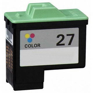 Lexmark #27 (10N0227) Color Compatible Ink Cartridge