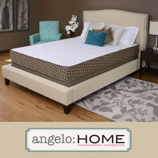 Sullivan 8-inch Reversible Twin-size Foam Mattress by angelo:HOME
