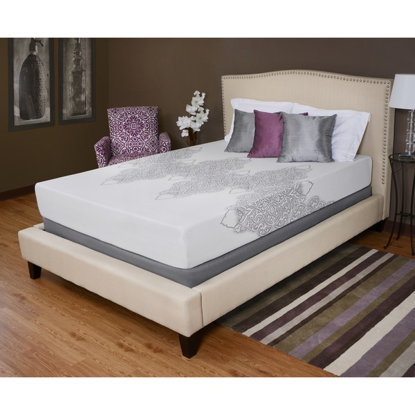 Rossmore Gel 9-inch Twin-size Gel Memory Foam Mattress by angelo:HOME