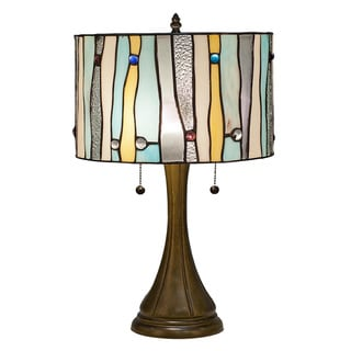 Tiffany Style Contemporary Table Lamp