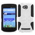 BasAcc White/ Black Astronoot Case for COOLPAD Quattro 4G 5860E