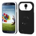 BasAcc Black/ White Back Case with Stand for Samsung Galaxy S4 i9500