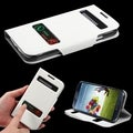 BasAcc White MyJacket Wallet Case for Samsung Galaxy S4 i9500