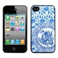 BasAcc Blue/ White/ Porcelain Plate Dream Case for Apple iPhone 4S/