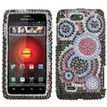 BasAcc Bubble/ Diamante Case for Motorola XT894 Droid 4