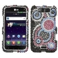 BasAcc Bubble/ Diamante Case for LG MS840 Connect 4G/ LS840 Viper