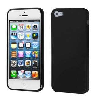 BasAcc Black Candy Skin Case for Apple iPhone 5