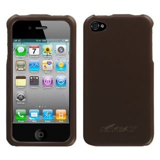 BasAcc Brown Executive Case for Apple iPhone 4S/ 4