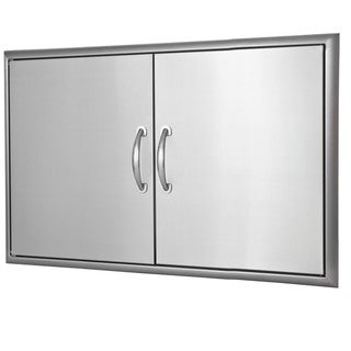 Blaze Stainless Steel 40-inch Double Access Door