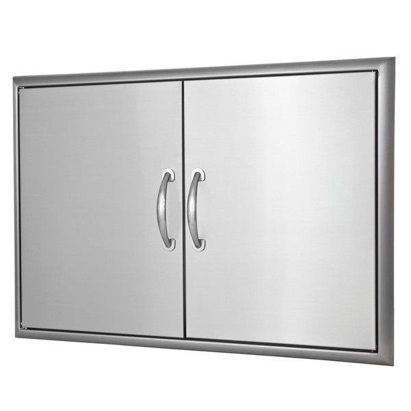 Blaze Stainless Steel 32-inch Double Access Door