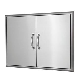 Blaze Stainless Steel 25-inch Double Access Door