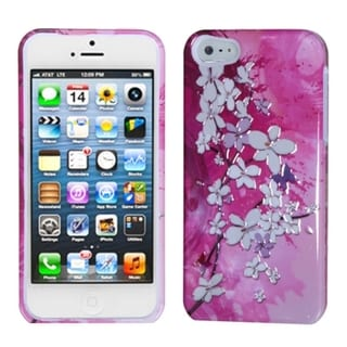 BasAcc Blooming Flowers/ Sense Case for Apple iPhone 5