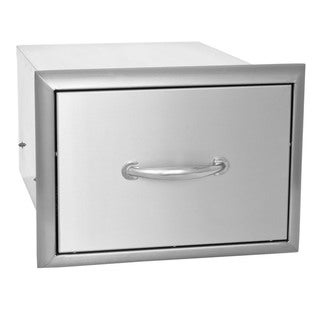 Blaze 16-inch Stainless Steel Single Access Drawer