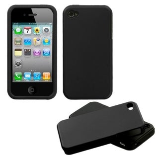 BasAcc Black Fusion Case for Apple iPhone 4S/ 4