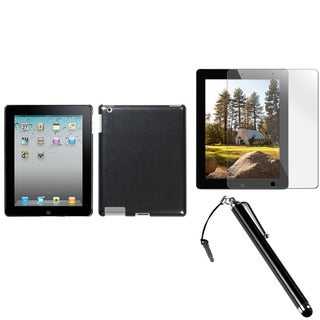 BasAcc Stylus/ Protector/ Case for Apple iPad 2/ 3/ 4/ New/ Retina