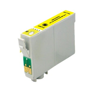 Epson T078420 (T0784) Yellow Remanufactured Ink Cartridge
