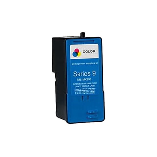 Dell MK993 (Series 9) High-Capacity Color Ink Cartridge