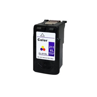 Canon CL-211XL Color High Yield Remanufactured Inkjet Cartridge