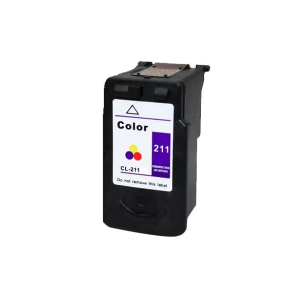 Canon CL-211 Color Remanufactured Inkjet Cartridge