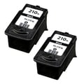 Canon PG-210XL Black Remanufactured Inkjet Cartridge (PacK of 2)