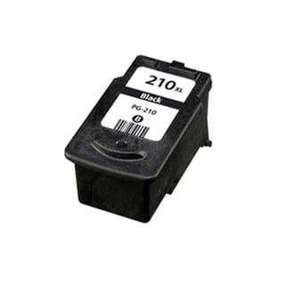 Canon PG-210 Black Remanufactured Inkjet Cartridge