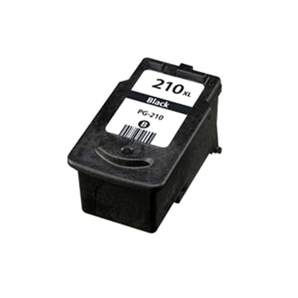 Canon PG-210 Black Remanufactured Inkjet Cartridge