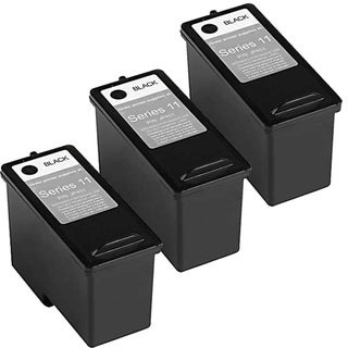 Dell CN594 (Series 11) High-Capacity Black Ink Cartridge 948 & V505 (Pack of 3)