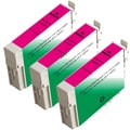 Epson T125320 (T1253) Standard Yield Magenta Remanufactured Ink Cartridge (Pack of 3)