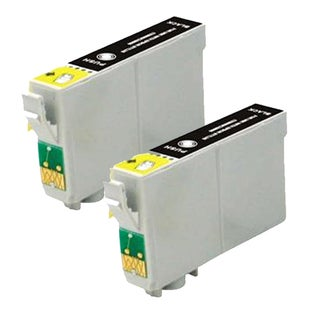 Epson T125120 (T1251) Standard Yield Black Remanufactured Ink Cartridge (Pack of 2)