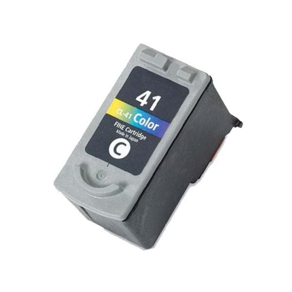 Canon CL41 Color Remanufactured Inkjet Cartridge