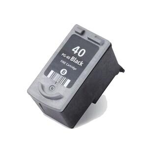 Canon PG40 Black Remanufactured Inkjet Cartridge