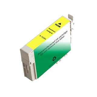 Epson T125420 (T1254) Standard Yield Yellow Remanufactured Ink Cartridge