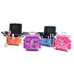 Jacki Design Summer Bliss Collection Fashion Train Case