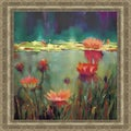 Donna Young 'Nightfall' Framed Print