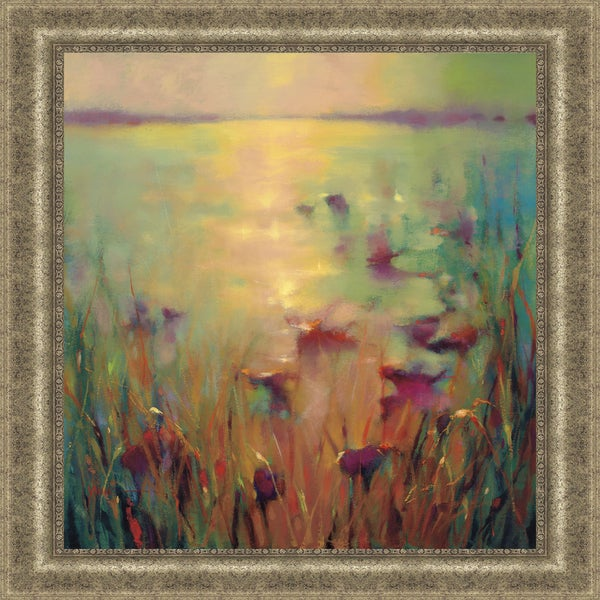 Donna Young 'Morning' Framed Print