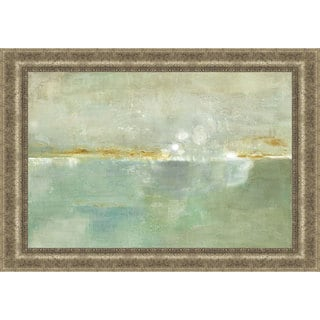 Heather Ross 'Celadon Dreams' Framed Print